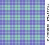 easter tartan plaid. scottish...   Shutterstock .eps vector #1952554483