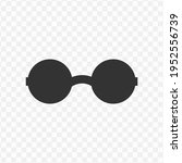 transparent glasses icon png ...