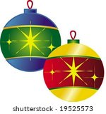 christmas icon   Shutterstock .eps vector #19525573