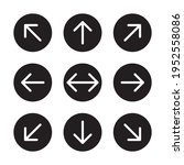 arrow icon symbol of right ...