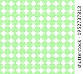 abstract seamless pattern green ... | Shutterstock .eps vector #1952737813