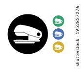stapler office supply vector... | Shutterstock .eps vector #1952827276