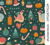 Vector Christmas Background....