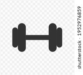 transparent barbell icon png ...