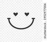 transparent love smile icon png ...