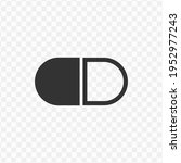 transparent pill icon png ...