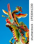 Incredible Colorful Chinese...