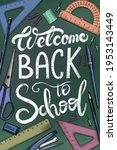 Back To School Lettering...