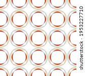seamless pattern. abstract red... | Shutterstock .eps vector #1953227710