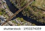 Knaresborough Viaduct And Nidd...