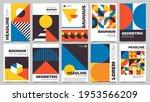 Bauhaus Posters. Modern...