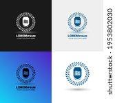 education   vector logo... | Shutterstock .eps vector #1953802030