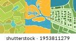 vector illustration. minimalist ... | Shutterstock .eps vector #1953811279