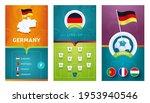 germany team european 2020... | Shutterstock .eps vector #1953940546
