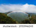 Full Rainbow In The Evening...