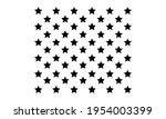 50 stars   50 usa stars  50...   Shutterstock .eps vector #1954003399