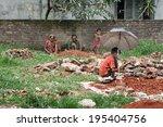 july 10.2012.dhaka bangladesh.... | Shutterstock . vector #195404756