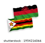 national vector fabric wave... | Shutterstock .eps vector #1954216066