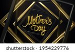 happy mothers day. vector...   Shutterstock .eps vector #1954229776