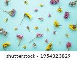 Flowers Composition. Gypsophila ...
