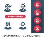 businessmen   business people   ...   Shutterstock .eps vector #1954327093