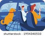trip out town  convenient...   Shutterstock .eps vector #1954340533