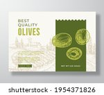 vegetables food label template. ... | Shutterstock .eps vector #1954371826