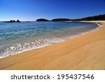 Secluded Ocean Bay With...
