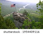 Chimney Rock State Park View ...