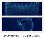 big data concept. digital...   Shutterstock .eps vector #1954502593