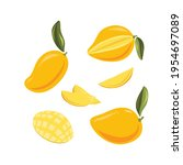 vector food illustration of...   Shutterstock .eps vector #1954697089