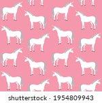 vector seamless pattern of...   Shutterstock .eps vector #1954809943