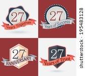 27th Anniversary   27 Years...