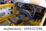 A Broken Old Car Wreck