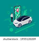 vector illustration of... | Shutterstock .eps vector #1955120209