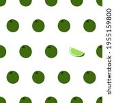 hand drawn seamless pattern... | Shutterstock .eps vector #1955159800