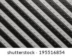 fragment of the ancient riveted ... | Shutterstock . vector #195516854