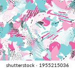abstract seamless pattern with...   Shutterstock .eps vector #1955215036