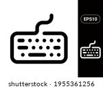 keyboard vector modern and...