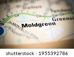 moldgreen on a geographical map ... | Shutterstock . vector #1955392786