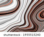 brown marble with gold  vector...   Shutterstock .eps vector #1955515240