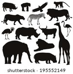 Animal Vectors. Collection Of...