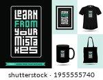 typographic quote motivation...   Shutterstock .eps vector #1955555740