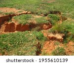 Deep Ground Erosion Damage Due ...