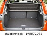 small size suv car trunk | Shutterstock . vector #195572096