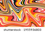Psychedelic Groovy Background....
