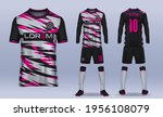 t shirt sport design template ...   Shutterstock .eps vector #1956108079