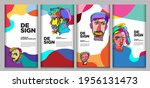 vector webinar banner template... | Shutterstock .eps vector #1956131473