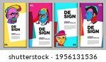 vector webinar banner template... | Shutterstock .eps vector #1956131536