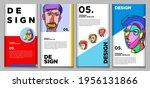 vector webinar banner template... | Shutterstock .eps vector #1956131866